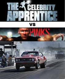 pinks the game drag racing